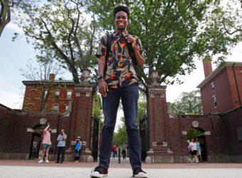 Ce jeune américain a rendu sa thèse à Harvard sous forme d'un album de rap